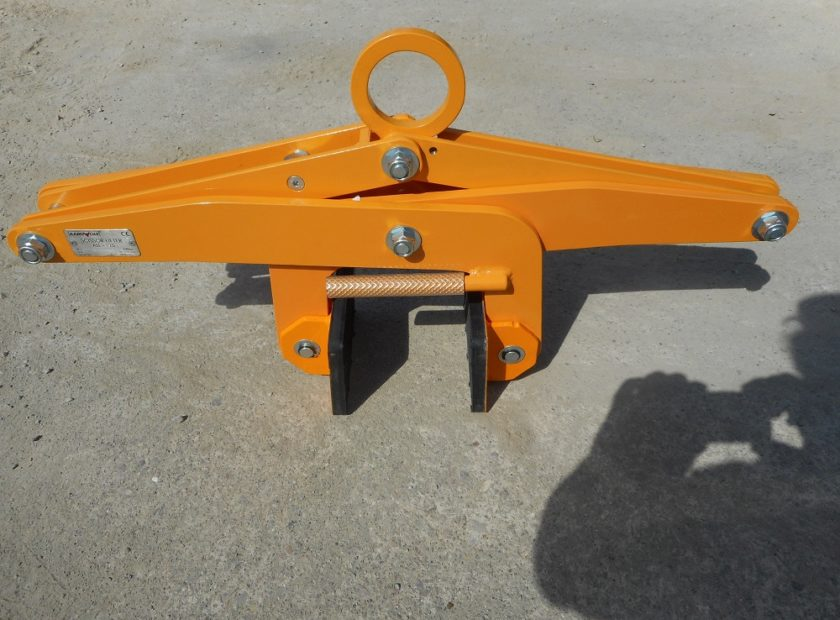 Concrete sleeper (Grab) lifter